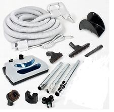 Power Nozzle Central Vacuum 35 Foot Hose Kit For MD NUTONE BEAM LUX VACUFLO ETC