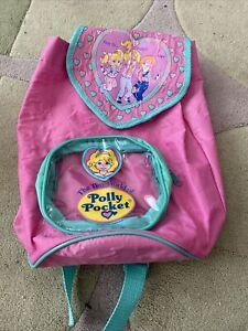 Polly Pocket Vintage 1992 Bag Bluebird