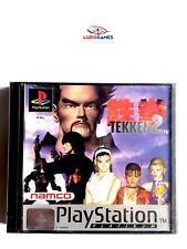 Tekken 2 PSX PS1 Playstation Videojuego Precintado Nuevo Sealed Platinum SPA