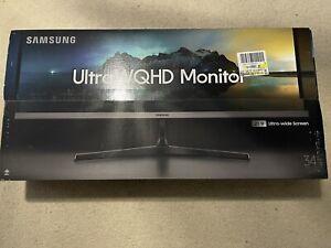 "Samsung LS34J550WQNXZA 34"" Ultra WQHD Widescreen LCD Monitor"