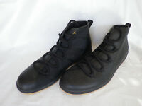 Nike Air Jordan Galaxy Black Gum 45,5 US 11,5 UK 10,5 schwarz ungetragen!!