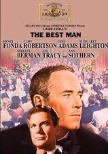 The Best Man DVD - Henry Fonda, Cliff Robertson, Edie Adams, Shelley Berman