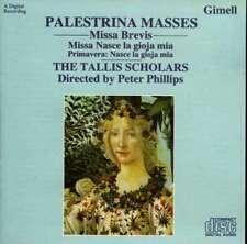 PALESTRINA missa brevis THE TALLIS SCHOLARS