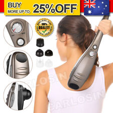 Full Body Handheld Massager Hammer Shoulder Back Leg Deep Tissue Relax Muscle