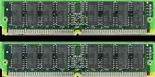 128MB 2x 64MB SIMM Sampler Memory RAM for Roland XV-5080 XV5080 Gold