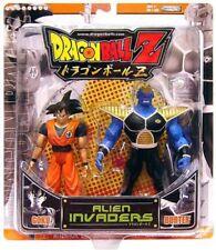 Dragon Ball Z Alien Invaders Goku vs. Burter Action Figure 2-Pack