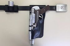 Star Wars Director Krennic Leather Belt, Buckle, Holster & 3 Ammo pouch set