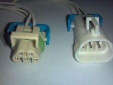 Pontiac G6 Headlight Assembly Pigtail Replacement Connectors light signal fix