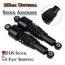 """10.5"""" 267mm Shock Absorber For Harley Sportster 883 Dyna Wide Glide FXDWG V-Rod"""