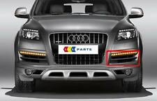 AUDI NEW GENUINE Q7 09-15 FACELIFT N/S LEFT FRONT BUMPER LOWER GRILL 4L0807681B