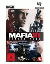 Mafia II 2 - Season Pass Steam Pc Game Key Code Neu Global [Blitzversand]