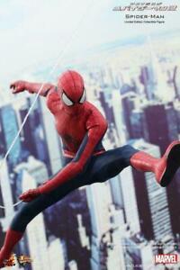 Hot Toys Amazing Spider Man 2 opened figure