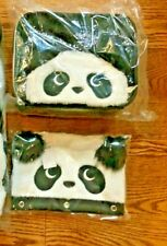 New listing Nwt Justice Sparkle Panda LunchBox Lunch Box Pencil Case Set of 2 Items