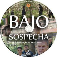 """ESPAÑA,SERIES,"""" BAJO SOSPECHA"""" 1RA y 2DA TEMPORADA, 2015-16, 6 DISCOS"""