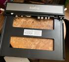 "RARE BookEndz Docking Station for 2001 15"" Titanium G4 PowerBook BE-01G40B"