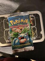 Pokemon 1st Edition Base Set *OPENED* *FRENCH*