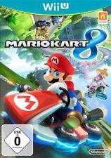 Nintendo Wii U Spiel - Mario Kart 8 (DE/EN) (mit OVP)