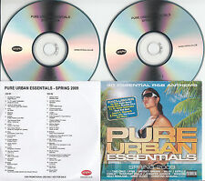 PURE URBAN ESSENTIALS Spring 2009 UK 40-trk promo test 2CD