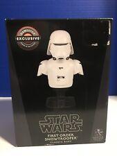 2016 Star Wars First Order SnowTrooper TFA Classic Bust