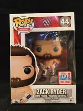 Funko Pop Zack Ryder 2017 Fall Convention Exclusive
