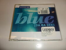 CD Blue (Da Ba Dee) - EIFFEL 65