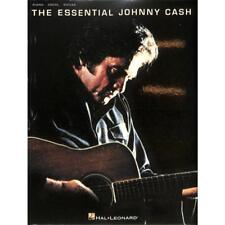 The Essential Johnny Cash - Songbook Klavier, Gesang & Gitarre Noten [Musiknoten