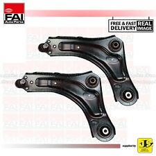 FAI WISHBONE PAIRS LOWER FITS RENAULT FLUENCE SCENIC 1.4 1.5 1.6 1.9 2.0