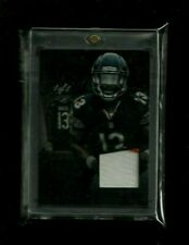 Kevin White Rookies & Stars DRESS FOR SUCCESS BLACK REFRACTOR Patch Rookie #1/1!