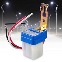 MINI Dämmerungsschalter 220V/10A Dämmerungssensor Lichtsensor twilight switch
