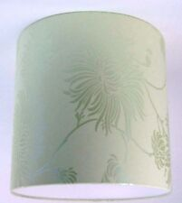 Lampshade Handmade with Laura Ashley Kimono Willow Wallpaper Green 20cm/8""