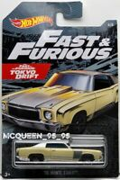 2019 HOT WHEELS FAST & FURIOUS '70 MONTE CARLO WALMART EXCLUSIVE IN STOCK