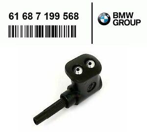 BMW 1 Series E81 E87 2004-2012 REAR WIPER TWIN WASHER JET 61687199568 *GENUINE*