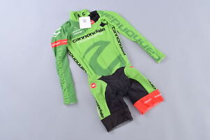 Castelli Thermal Long Sleeve CX Suit Men's Small Cannondale Cyclocross World