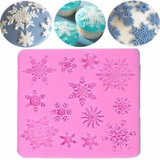 3D Silicone Chocolate Candy Fondant Cake Mold Decorating Sugarcraft Baking Mould