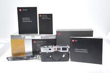 Leica M7 Body  Silver