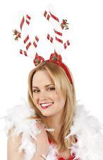 Haarreif Zuckerstange Weihnachts-Haarreif Weihnachtsfrau Haarreif Weihnachten KK