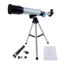 360x50mm 90X Zoom Refraction Monocular Astronomical Telescope Spotting Scope B