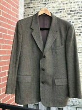 Brown Tweed Men's Suit