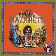 "NAZARETH ""RAMPANT (+ BONUSTRACKS)"" CD 16 TRACKS NEU"