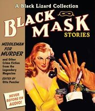 Black Mask Stories Set 11 Crime Mystery Thriller Audio Book CDs