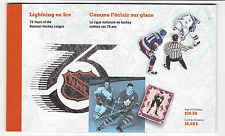 CANADA SCOTT # 1443a-5a HOCKEY COMPLETE BOOKLET (20 BOOKLETS)