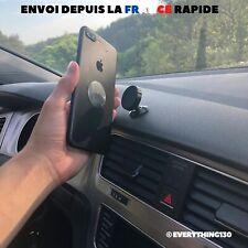 Support Magnétique Universel Téléphone  Voiture Aimant Rotule 360° GPS MP3