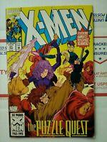 X-men 1993 Volume 2 issue #21 NICE Marvel Comics xmen x men 21 JUNE