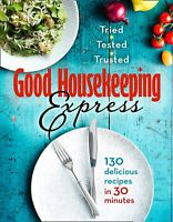 Good Housekeeping Express - Hardcover book (BRAND NEW)
