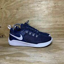 New listing Nike Air Zoom Hyperace 2 Women's Volleyball Shoes Size 8 Midnight Navy Blue
