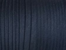 """100 yds NAVY Bias Tape 1/4"""" Double Fold American Made FULL BOLT"""