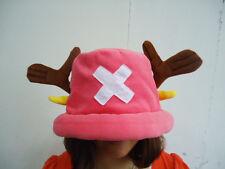 Anime One Piece Tony Chopper Hat Cap Cartoon Cosplay Hat Gift