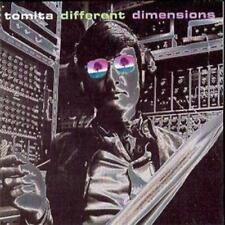 Tomita : Different Dimensions CD (1997) ***NEW*** FREE Shipping, Save £s