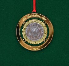 United States Mint 1996 Holiday Ornament - Presidential Coat of Arms