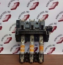 Allen-Bradley X-395316 Disconnect Switch Assembly with X-395490 Fuse Block Assy.